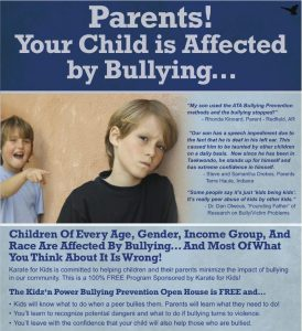 Your Child is Affected by Bullying!