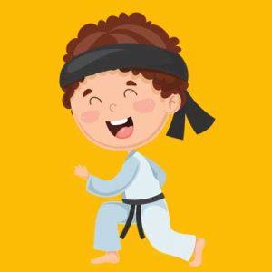 summer camp karate kid