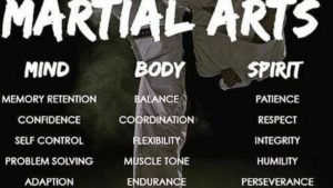 Fitness, Flexibility, Respect